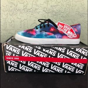 Vans Kids Size 3.  NEW IN BOX, WITH TAGS